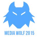 Media Wolf Flat 8
